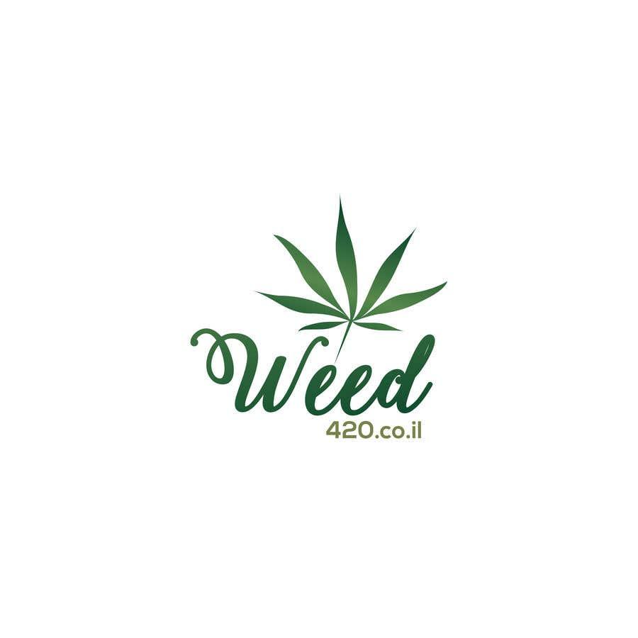 Konkurrenceindlæg #3 for A logo for a weed website