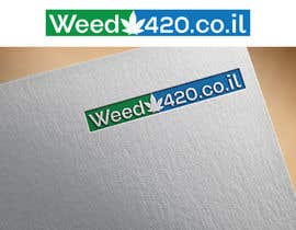 #15 for A logo for a weed website by Shafiul1971