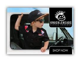 #97 for Banner for Advertising Knuckleheads Clothing af BlaBlaBD