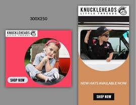 #157 for Banner for Advertising Knuckleheads Clothing af dgrmehedihasan