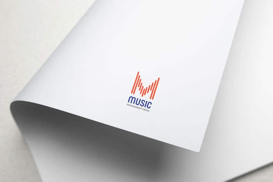 Konkurrenceindlæg #45 for design a logo for Music production company
