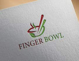 "#121 for Logo design for Food Catering & Restaurant Company - ""Finger Bowl"" by risantushar"