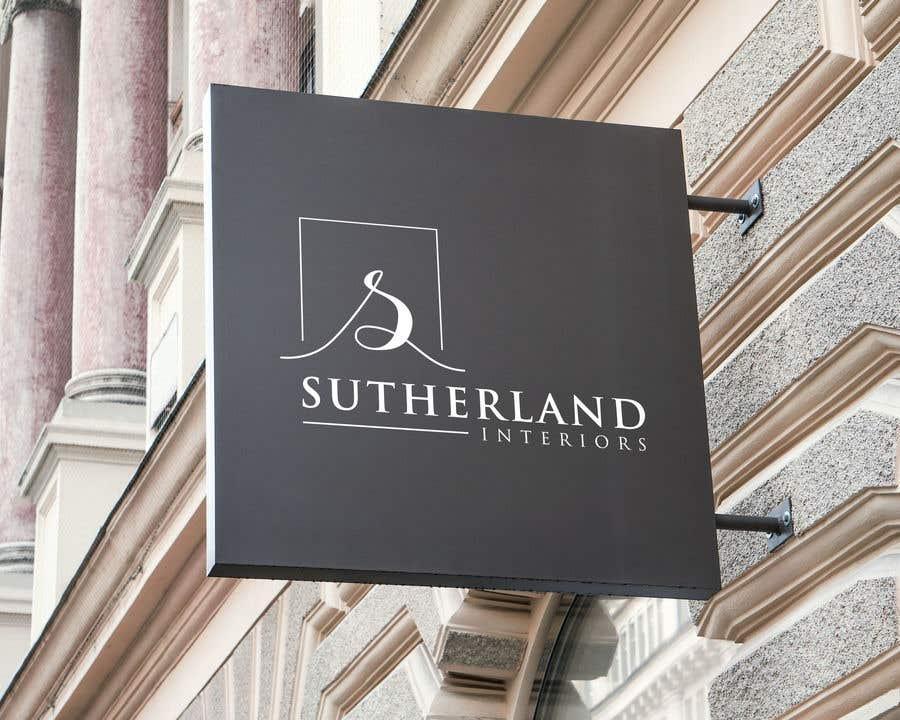 Bài tham dự cuộc thi #1249 cho Sutherland Interiors