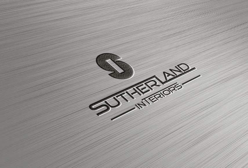 Bài tham dự cuộc thi #1177 cho Sutherland Interiors