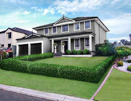#35 for Update house front design, Graphic by gumelarkrisna1