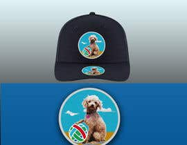 #326 untuk I need a logo of a photo of a dog for embroidered hat oleh samimahamed01783