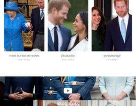 #10 for Build a website about royal families in the world by exbitgraphics