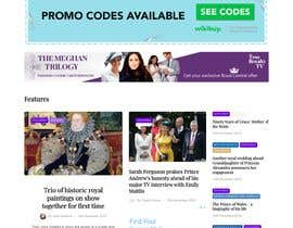 #21 for Build a website about royal families in the world by themeexpress