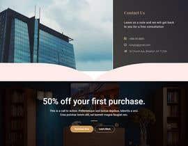 #25 pentru Wordpress Website redesign 3 pages de către junaetfaruk790