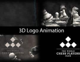 #33 for I have a logo i animated in 3d af nomansaify