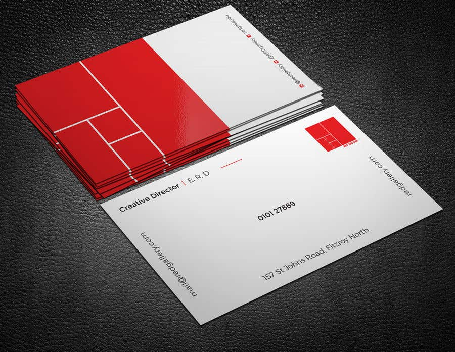 Contest Entry #6 for Print Ready Business Card - GET VERY CREATIVE!