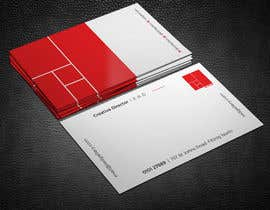 #107 for Print Ready Business Card - GET VERY CREATIVE! by shahnazakter
