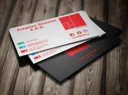Graphic Design Contest Entry #77 for Print Ready Business Card - GET VERY CREATIVE!