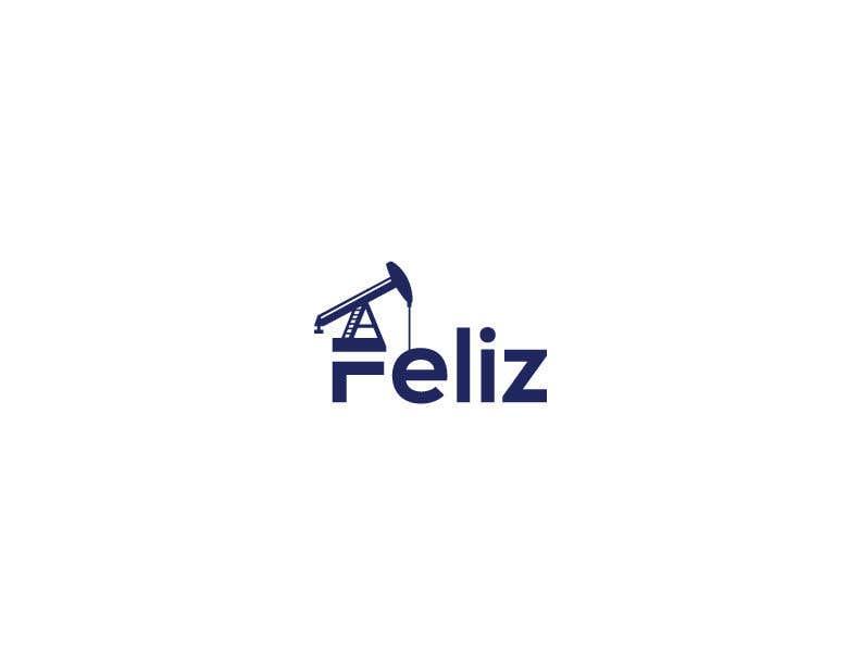 "Kilpailutyö #105 kilpailussa Design Logo to Gas Sation called ""Feliz"""