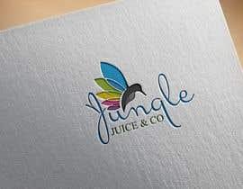 rahulsheikh tarafından Logo designed for an upscale juice bar.  Name of the business is Jungle Juice & Co. için no 171