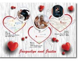 Nro 55 kilpailuun wedding poster käyttäjältä adesigngr
