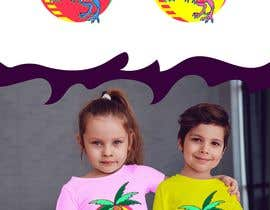 #55 para Dinosaur design for clothes de eliartdesigns