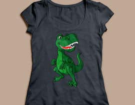 #79 para Dinosaur design for clothes de maan456
