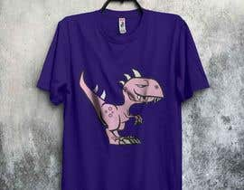#110 for Dinosaur design for clothes by TSHIRTTRAND