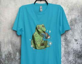 #111 for Dinosaur design for clothes by TSHIRTTRAND