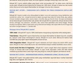 #23 pentru TRANSLATION FROM ENGLISH TO INDONESIA de către hanumnareswari