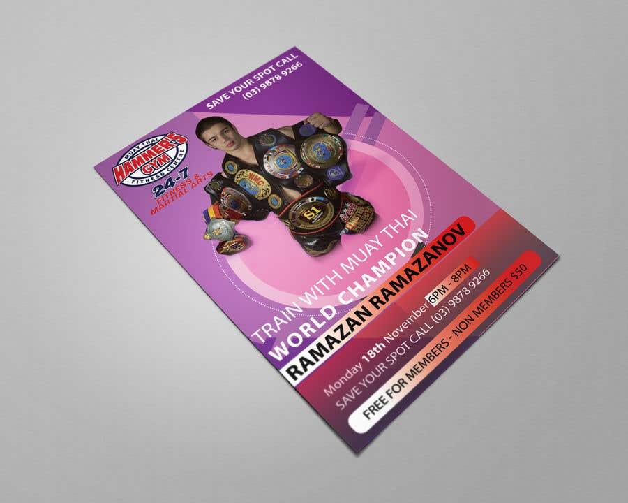Inscrição nº 25 do Concurso para Design poster for Ramazan