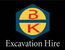 Nro 38 kilpailuun Logo Design for excavation hire business käyttäjältä Desiners3