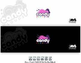 #174 for Design A Logo - Candy Clouds - A Cotton Candy Company by alejandrorosario