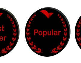"#31 for ""Best Seller"", ""Staff Picks"" and ""Popular"" Badges for website products af paulall"