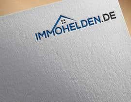 #184 untuk Logo Design for immohelden.de oleh mstalza323