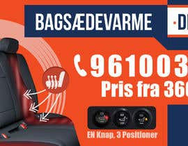 nº 29 pour Need a design for Banner to be printed for Roadside display. par Waeilmarja