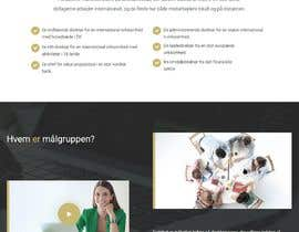 #15 untuk Build website for leadership program (product site without shop) oleh moriom2