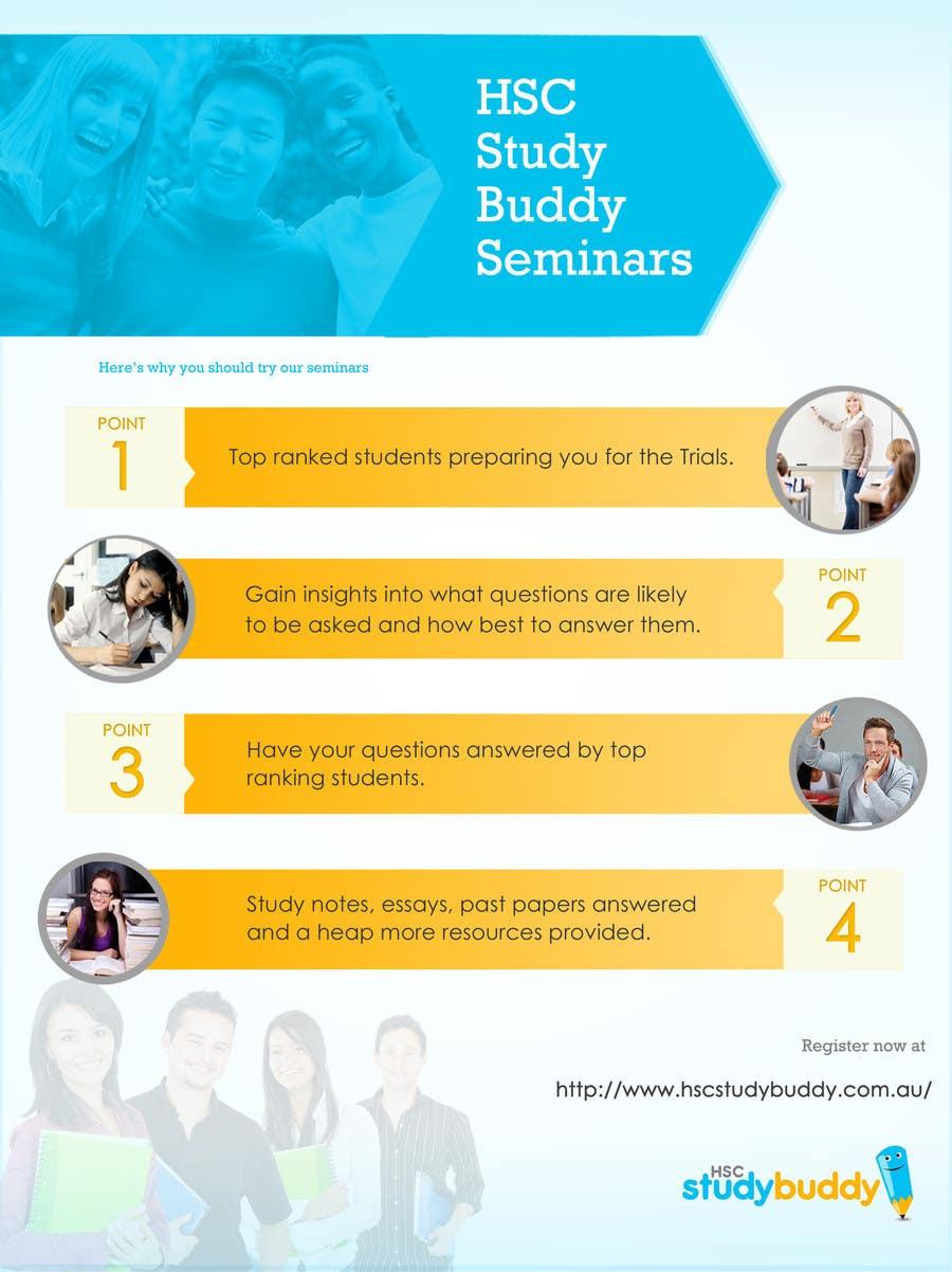 Penyertaan Peraduan #                                        16                                      untuk                                         Banner Ad Design for HSC Study Buddy