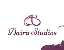 Nro 33 kilpailuun Design a Logo for Aaira Studios and Vybra Studio with Business cards and Letterheads käyttäjältä ksudhaudupa