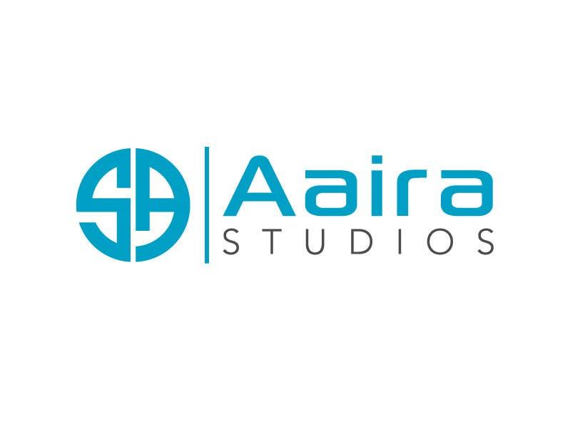 Kilpailutyö #                                        18                                      kilpailussa                                         Design a Logo for Aaira Studios and Vybra Studio with Business cards and Letterheads