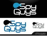 Graphic Design Конкурсная работа №261 для Logo Design for Spy Guys