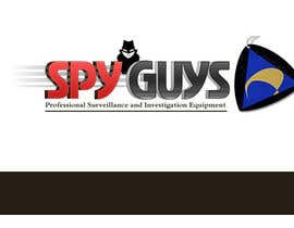 nº 58 pour Logo Design for Spy Guys par sealdeal