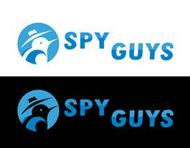 #347 za Logo Design for Spy Guys od rickyokita