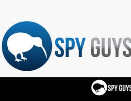 #111 para Logo Design for Spy Guys de JonesFactory