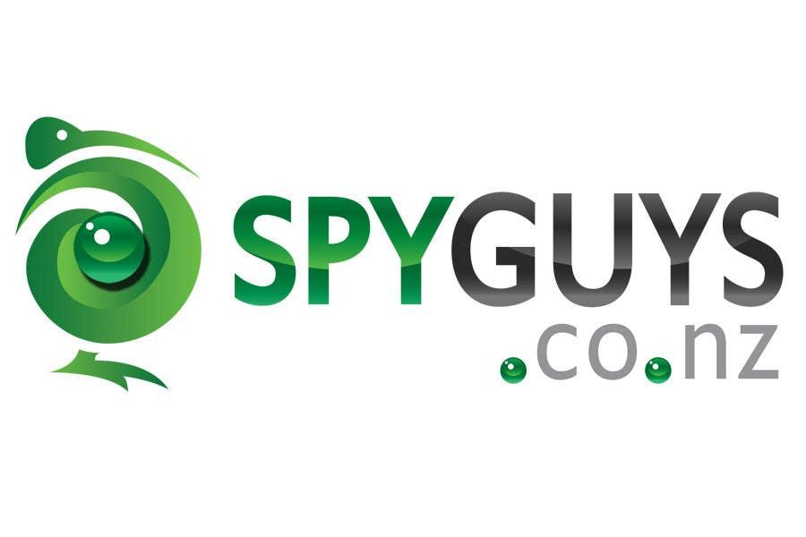 Inscrição nº 290 do Concurso para Logo Design for Spy Guys