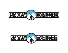 nº 22 pour Logo Design for Snowexplore par HammyHS
