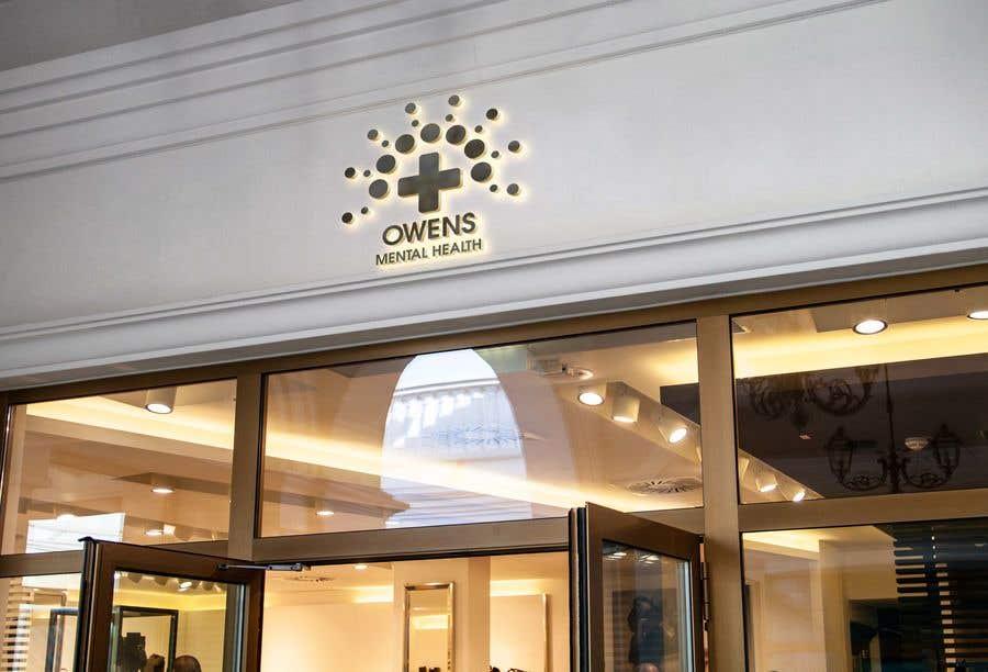 Penyertaan Peraduan #869 untuk Owens Mental Health