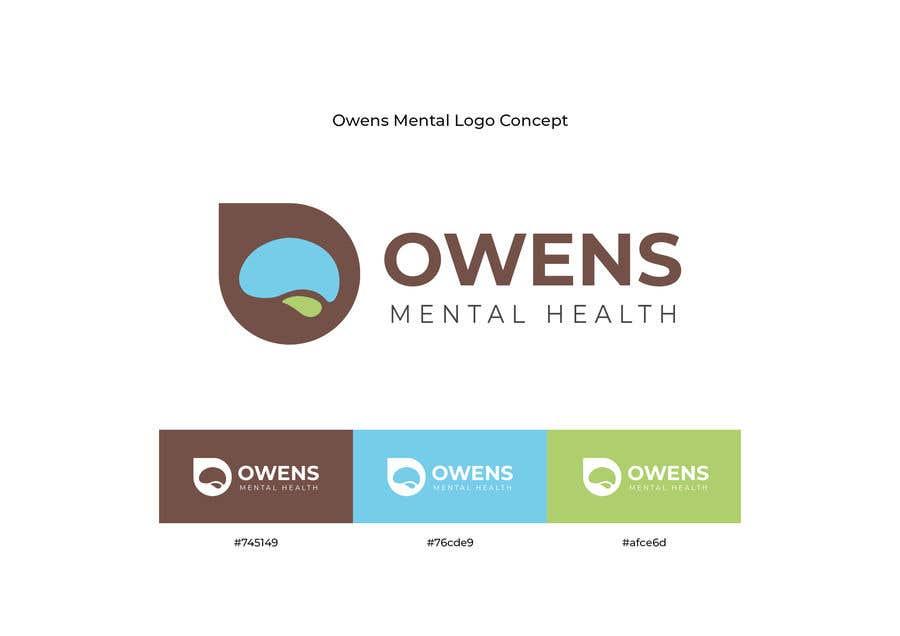 Penyertaan Peraduan #820 untuk Owens Mental Health