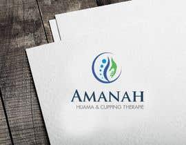 #45 cho Logo Amanah Hijama & Cupping Therapie bởi DesignTraveler