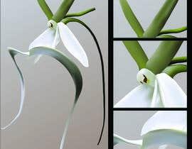 #28 untuk Illustrator work for orchid decal oleh AshishAndrew