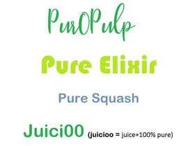 #240 untuk Need a brand name for 100% Organic Juice oleh madihajunaid
