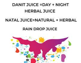#227 untuk Need a brand name for 100% Organic Juice oleh Rakibul0696