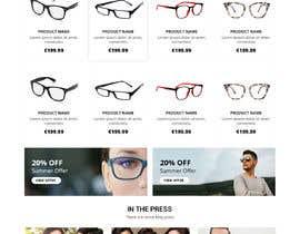nº 21 pour Design a Custom Shopping Website par WebCraft111