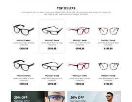 nº 22 pour Design a Custom Shopping Website par WebCraft111