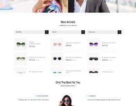nº 33 pour Design a Custom Shopping Website par Arghya1199